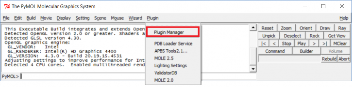 Mole:Plugins - WebChem Wiki